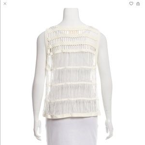 Band of Outsiders. Gorgeous top. Med